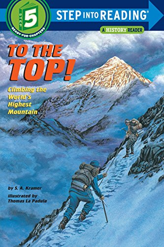 Step Into Reading- To The Top By Thomas LA Padula