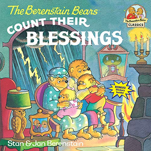 Berenstain Bears Count Their Bles By Stan Berenstain