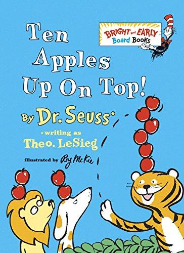 Ten Apples Up on Top! von Dr Seuss
