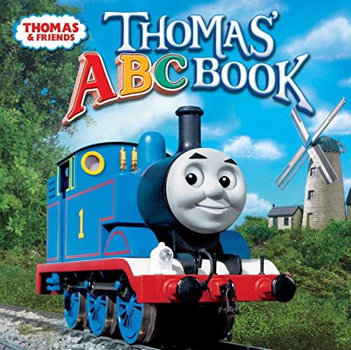 Thomas' ABC Book (Thomas & Friends) By REV W Awdry