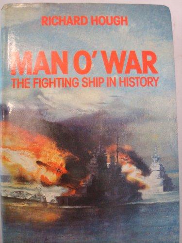 Man O'War By Richard Hough