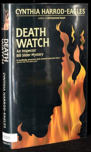 Death Watch/an Inspector Bill Slider Mystery By Cynthia Harrod-Eagles