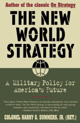 New World Strategy By Harry G. Summers