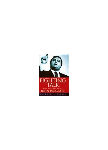 Fighting Talk By Colin Brown