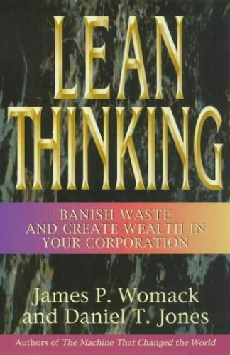 Lean Thinking By James P. Womack