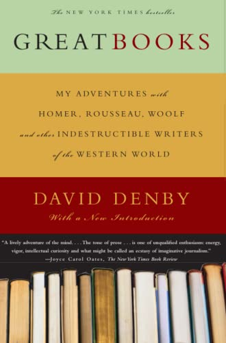 Great Books by David Denby
