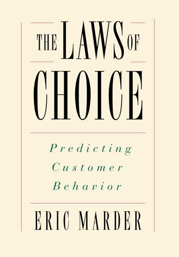The Laws of Choice By Eric Marder
