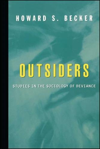 Outsiders By Howard Becker