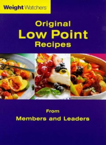 Original Low Point Recipes By Sue Ashworth