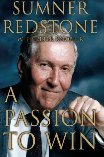 A Passion to Win von Sumner Redstone