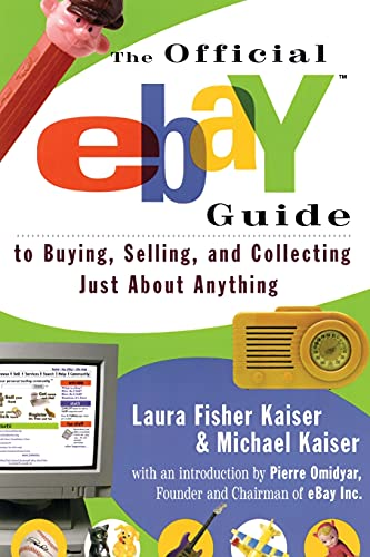 The Official eBay Guide By Laura Fisher Kaiser