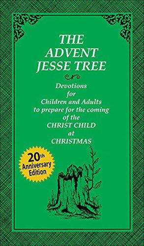 Adven Jesse Tree By Dean Lambert