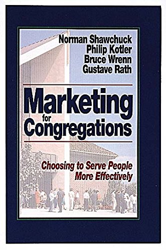 Marketing for Congregations By Philip Kotler