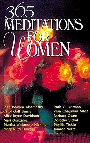 365 Meditations for Women By Jean Abernethy