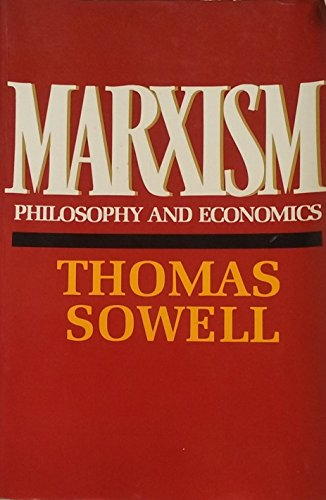 Marxism By Thomas Sowell
