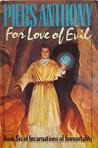 For Love of Evil By Piers Anthony