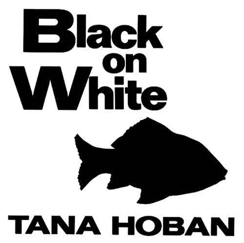 Black on White von Tana Hoban