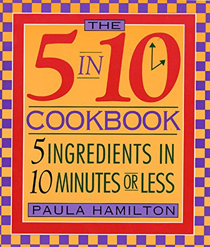 Five in Ten Cookbook By Senior Lecturer in History Paula Hamilton (University of Technology, Sydney)