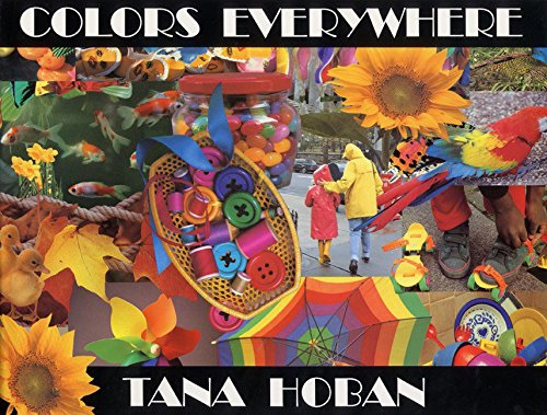 Colors Everywhere von Tana Hoban
