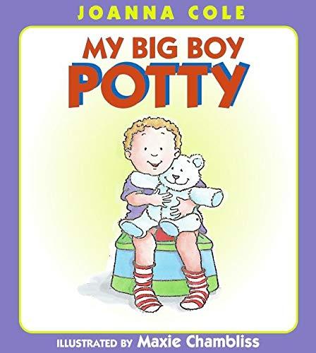 My Big Boy Potty By Joanna Cole