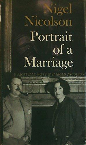PORTRAIT OF A MARRIAGE. By Nigel Nicolson