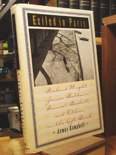Exiled in Paris By James Campbell