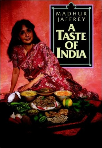 A-A-Taste-of-India-by-Jaffrey-Madhur-Paperback-Book-The-Cheap-Fast-Free-Post
