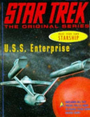Make Your Own Starship: the USS Enterprise By Ruth Wickins