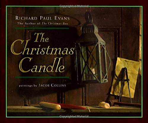 The Christmas Candle By Richard Paul Evans