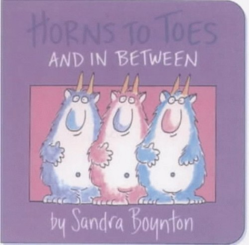 Horns to Toes By Sara Boynton