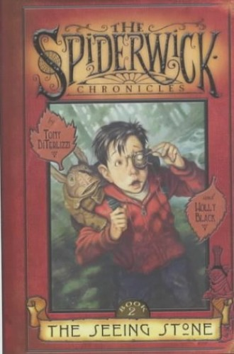 The Seeing Stone (Spiderwick Chronicles) By Tony DiTerlizzi