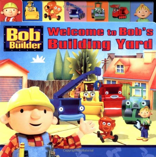 Welcome to Bob's Building Yard By Lauryn Silverhardt