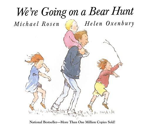 We're Going on a Bear Hunt von Helen Oxenbury