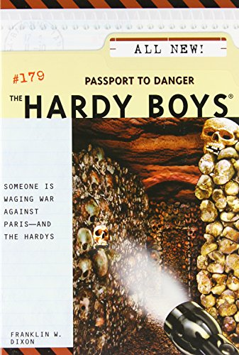 The Hardy Boys #179: Passport to Danger By Franklin W. Dixon