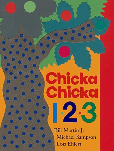 Chicka Chicka 1, 2, 3 By Bill Martin, Jr.