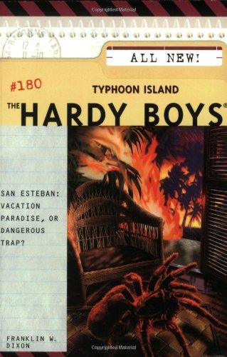 Typhoon Island By Franklin W. Dixon