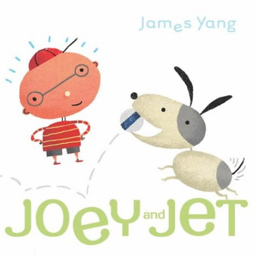 Joey and Jet By James Yang
