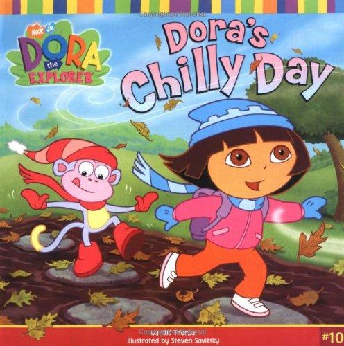 Dora's Chilly Day By Kiki Thorpe