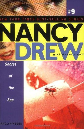 Secret of the Spa By Carolyn Keene