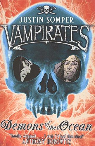 Vampirates: Demons of the Ocean By Justin Somper
