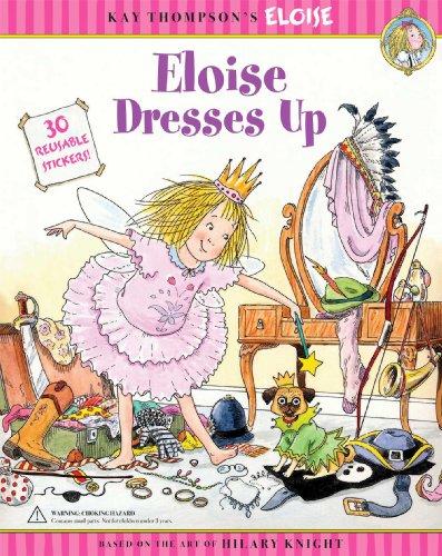 Eloise Dresses Up By Chris Hahner