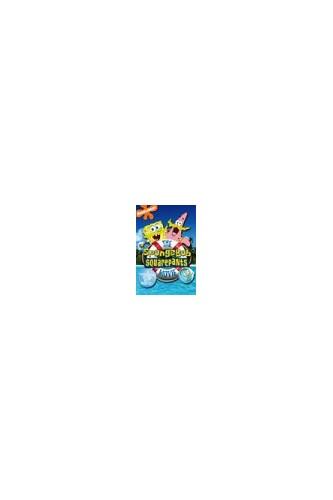 """SpongeBob"" Movie Novelisation By Nickelodeon"