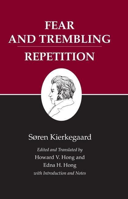 Kierkegaard's Writings, VI, Volume 6 By Soren Kierkegaard