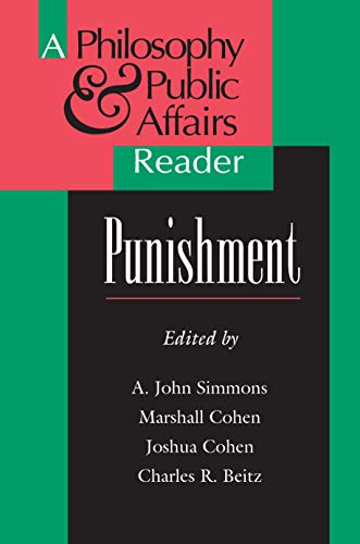 Punishment By A. John Simmons
