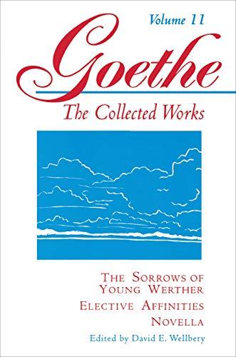 Goethe, Volume 11 By Johann Wolfgang von Goethe