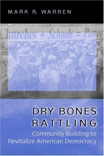 Dry Bones Rattling By Mark R. Warren
