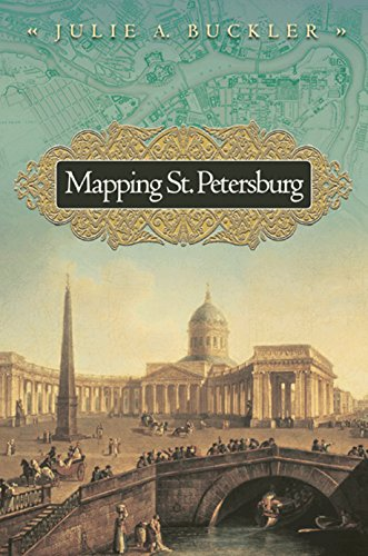 Mapping St. Petersburg By Julie A. Buckler
