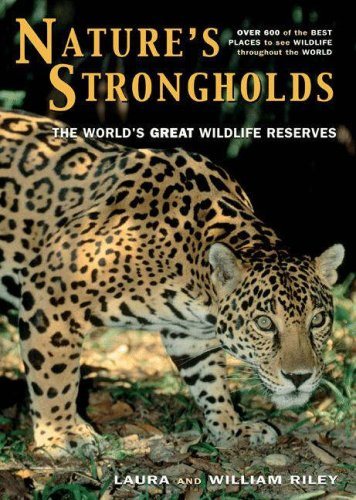 Nature's Strongholds By Laura Riley