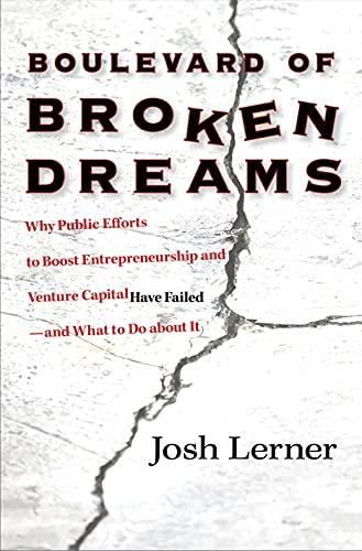 Boulevard of Broken Dreams By Josh A. Lerner