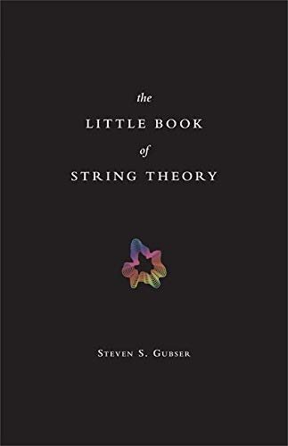 The Little Book of String Theory By Steven S. Gubser
